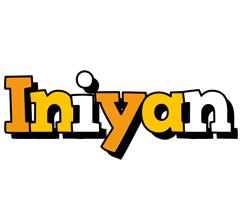 Iniyan cartoon logo