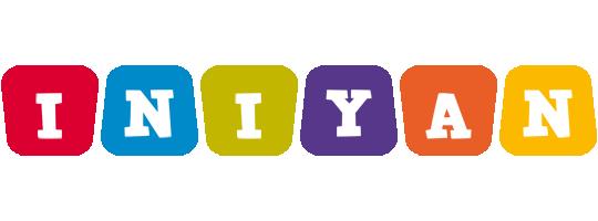 Iniyan kiddo logo