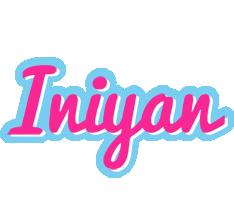 Iniyan popstar logo