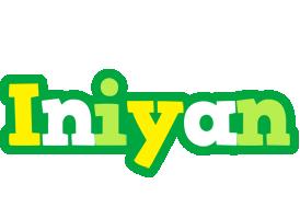 Iniyan soccer logo