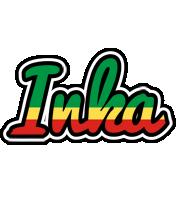 Inka african logo