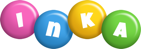 Inka candy logo