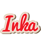Inka chocolate logo