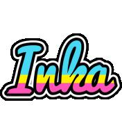 Inka circus logo