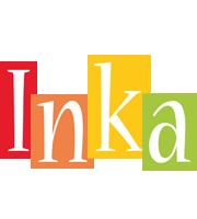 Inka colors logo