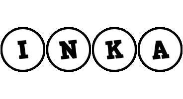 Inka handy logo