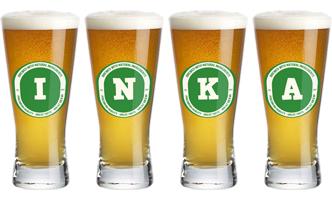 Inka lager logo
