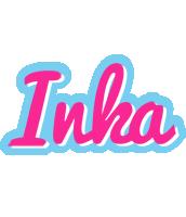 Inka popstar logo