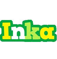 Inka soccer logo