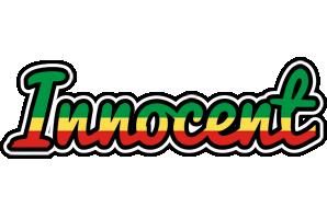 Innocent african logo