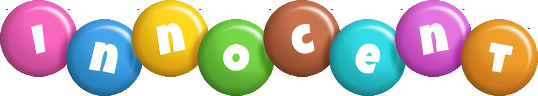 Innocent candy logo