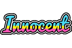 Innocent circus logo