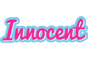 Innocent popstar logo
