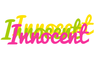 Innocent sweets logo