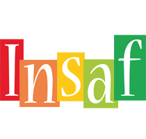 Insaf colors logo