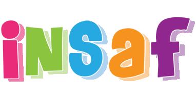 Insaf friday logo
