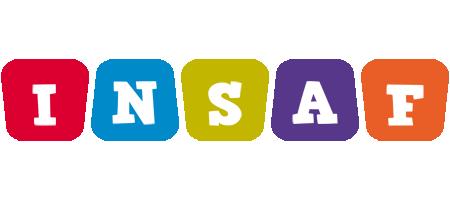 Insaf kiddo logo