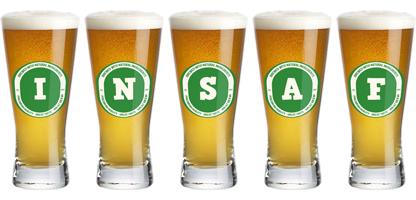 Insaf lager logo