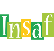 Insaf lemonade logo
