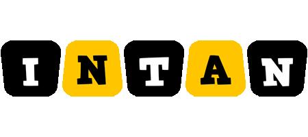 Intan boots logo