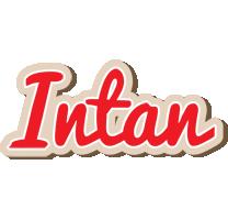 Intan chocolate logo