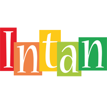 Intan colors logo