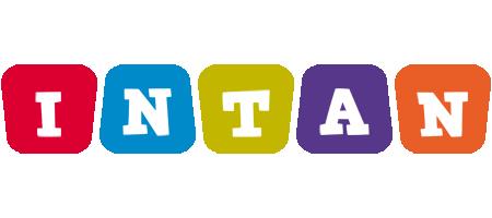 Intan daycare logo
