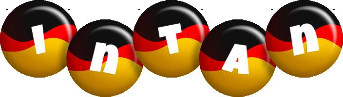 Intan german logo