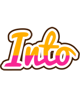 Into smoothie logo