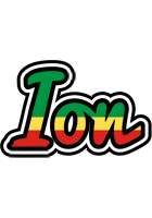 Ion african logo