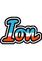 Ion america logo