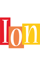 Ion colors logo