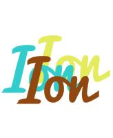 Ion cupcake logo