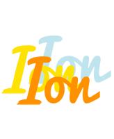 Ion energy logo