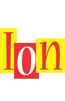 Ion errors logo