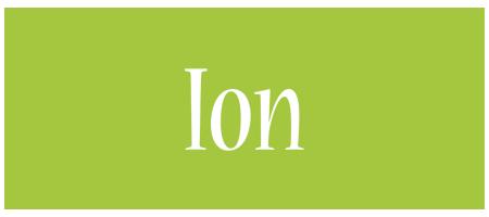 Ion family logo