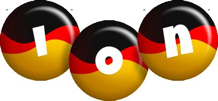 Ion german logo