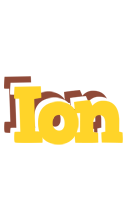 Ion hotcup logo