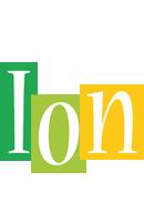 Ion lemonade logo
