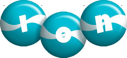 Ion messi logo