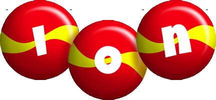 Ion spain logo