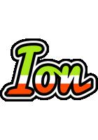 Ion superfun logo