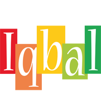 Iqbal colors logo