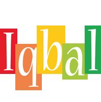 Iqbal colors logo