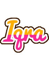 Iqra smoothie logo