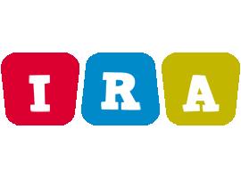 Ira daycare logo