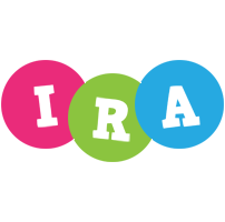 Ira friends logo
