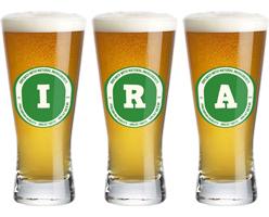 Ira lager logo