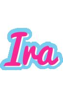 Ira popstar logo