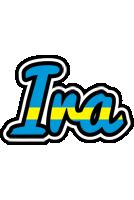 Ira sweden logo